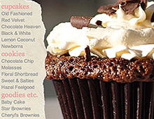 Cupcake Bakery Website